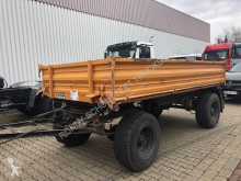 UNDK 75 UNDK 75 trailer used flatbed