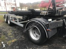 Remorca Samro transport containere second-hand