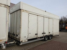 Box trailer C 171 C 171 Autotransportanhänger, Seilwinde