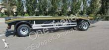 Lecitrailer hook arm system trailer DISPONIBLE