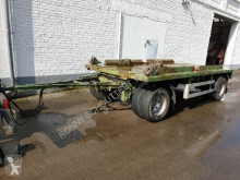 Schmidt FT/18/Z/4.8 FT/18/Z/ 4,8 Anhänger für Absetzcontainer used other trailers