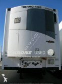Krone trailer used mono temperature refrigerated