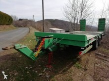 Asca trailer used heavy equipment transport