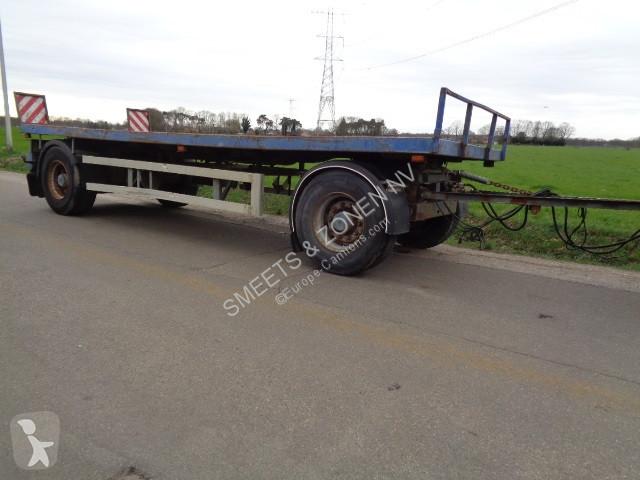 Voir les photos Remorque LAG Aanhangwagen