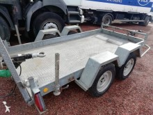 Moiroud TR2400A trailer used heavy equipment transport