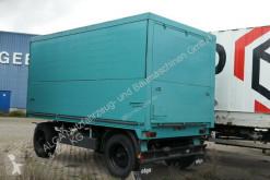 přívěs nc WEINMANN, Schwenkwand, 4,5m. lang, NL 7800 kg