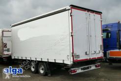 Tarp trailer Junge, 10,5 to., Durchlader, Gardine, Luft