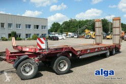 Müller-Mitteltal T4 Profi 40.0to., verbreiterbar Zuggabel 40/50er trailer used heavy equipment transport