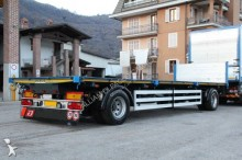 Used two-way side trailer Piacenza
