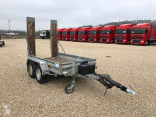 Hubière heavy equipment transport trailer TPF 2502 25