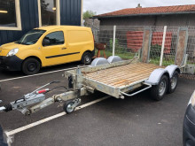 Ecim PEGD 35 TA 350 AF trailer used heavy equipment transport