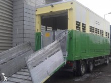 reboque transporte de gados General Trailers
