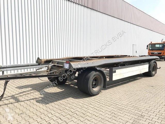 Ver las fotos Remolque Schmitz Cargobull ACF 20 AR ACF 20 AR