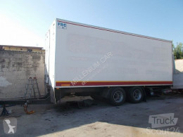 Reisch refrigerated trailer Rimorchio biga cella e pedana atp 2023
