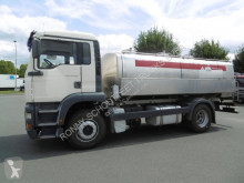MAN tanker trailer