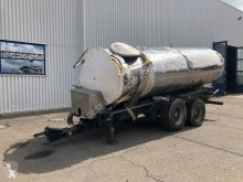 Asca food tanker trailer