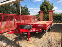 Castera TPCBE2 REMORQUE 2 ESSIEUX PLATEAU BASCULANT trailer new heavy equipment transport