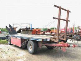 V 12L V 12L trailer used flatbed