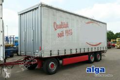 Krone AD 27, 3 achser, Gardine, Plane, 8,6 m. lang trailer