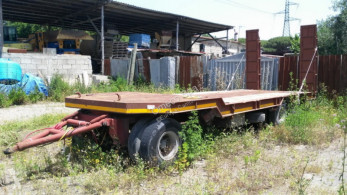 Cometto T38 trailer used