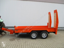 Fliegl TTS 89 TTS 89 trailer used heavy equipment transport
