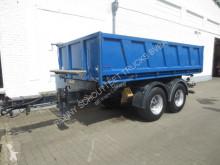 Carnehl tipper trailer CTK/S CTK/S 18 to. Tandemkipper, BPW, Stahlaufbau,