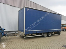 ZCS100 ZCS100 Curtain-Sider trailer used tautliner