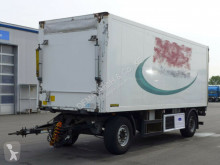 Rohr RAK/18 IV*Carrier Supra 850*LBW*MB-Achse* trailer