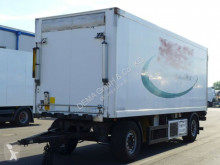Rohr RAK/ 18 IV*Carrier Supra 850*LBW*TÜV* trailer used refrigerated