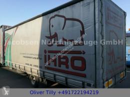 Tarp trailer H&W*Zanh*2 x Schiebeplane*Luftfederung