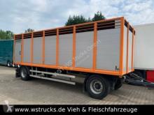 Remorca nc Eckstein Einstock transport animale second-hand
