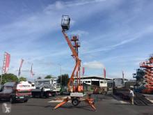 remorque Niftylift 120 TAC Anhängerbühne elektro 12.20m