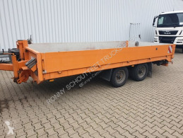 TUE 45 A trailer used flatbed