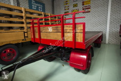 DAF flatbed trailer 4 TONS