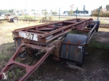 Trax R192WUL trailer used hook lift
