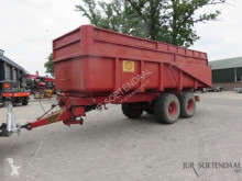 Monocoque dump trailer DELAPLACE