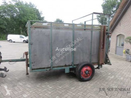 Reboque Cattle trailer transporte de animais usado