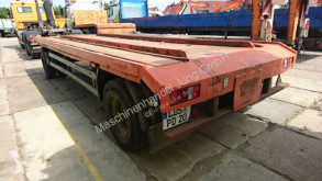 Hilse Containeranhänger trailer