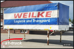 Krone WB 7,45 BDF Wechselbrücke, Bordwand, EDSCHA used tarp container