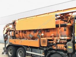 Camion TE2-3289 TE2-3289 Saug- und Druckaufbau ca.16m³, Funk citerne occasion