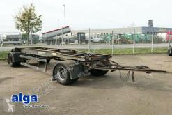 remorque Schmitz Cargobull ACF 20 S, Schlittenanh., Abroll, Luft,BPW-Achsen