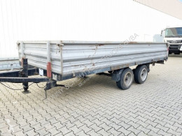TTH 6,4 TTH 6,4 trailer used flatbed