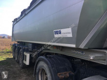 Granalu construction dump trailer