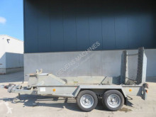 Ifor Williams heavy equipment transport trailer GH 35