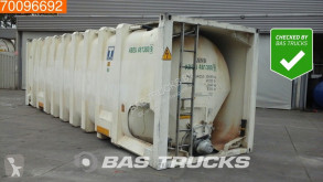 nc 30Ft Silo Powder Bulkcontainer pressure 48000Ltr 30ft