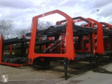 Lohr car carrier trailer