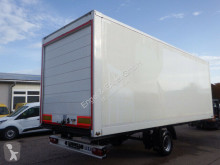 Remolque furgón Saxas AKD 73-5-Z - Koffer mit Rolltor