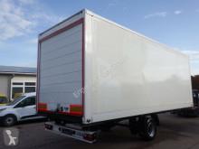 Remolque Saxas AKD 73-5-Z - Koffer mit Rolltor furgón usado