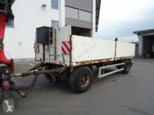 Obermaier dropside flatbed trailer