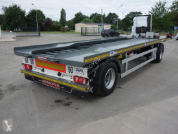 Trax Porte Containers trailer new container